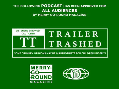 Trailer Trashed logo