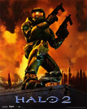 Gamer Jams Halo 2