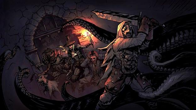 Lovecraft Darkest Dungeon