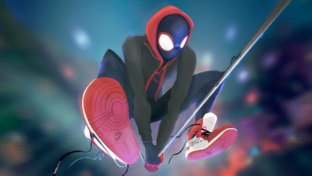 Spider-Man Nike