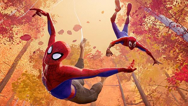 Spider-Man web