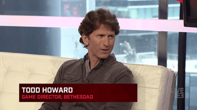 Deltarune Todd Howard