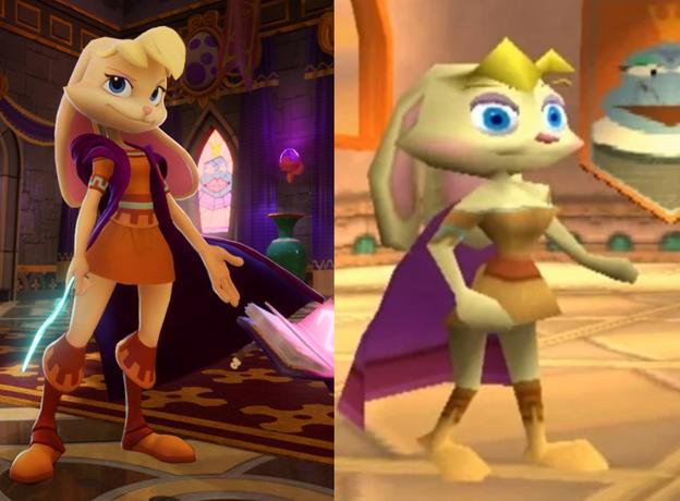 Spyro: Reignited bunny