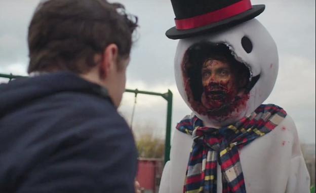 Anna and the Apocalypse snowman