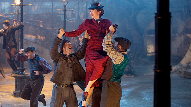 Academy Awards Mary Poppins