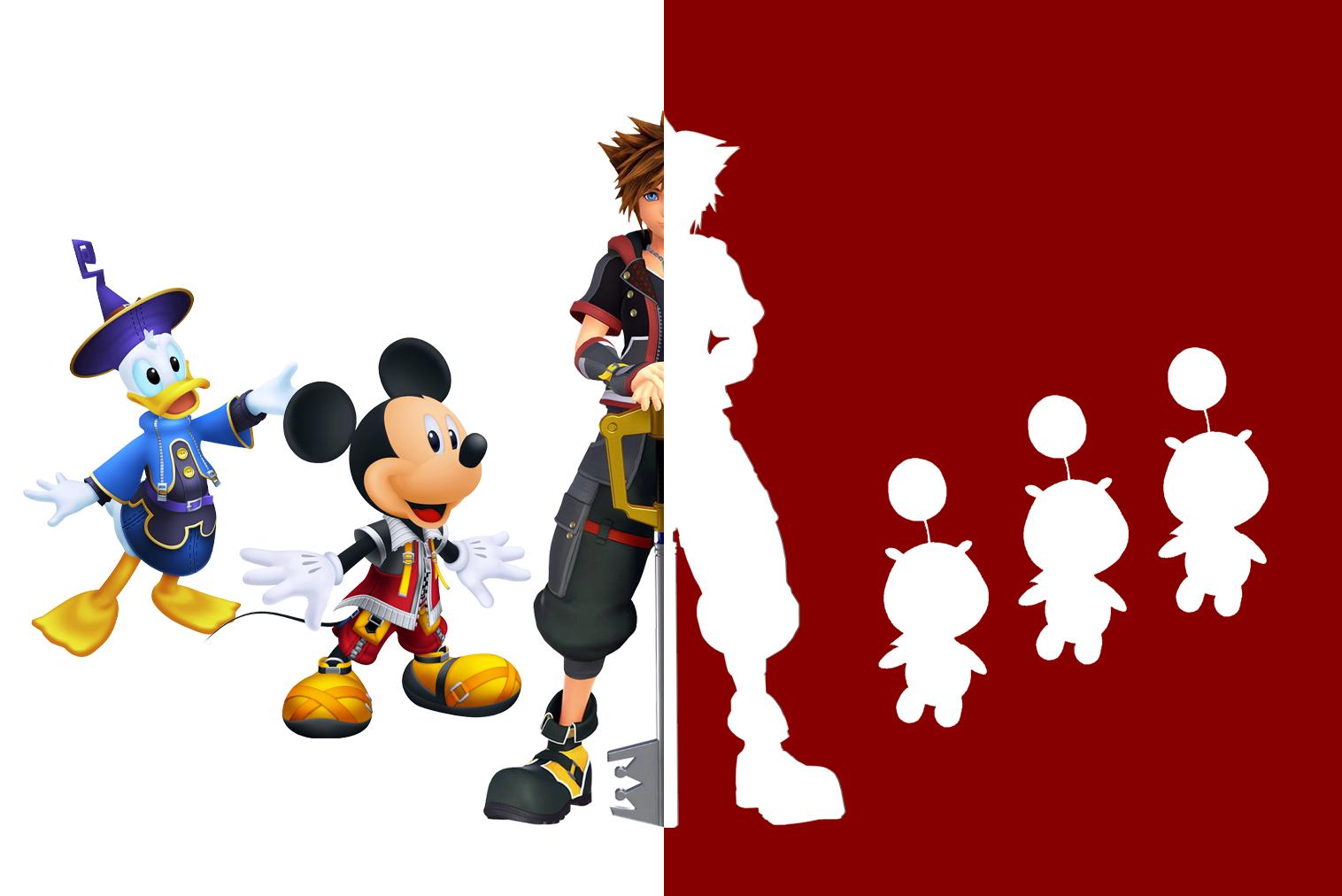 KINGDOM HEARTS III: Disney's Latest Remake - Merry-Go-Round