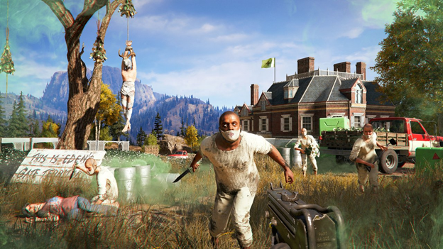 Top Games Far Cry 5