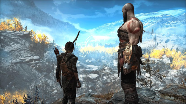Top Games God of War