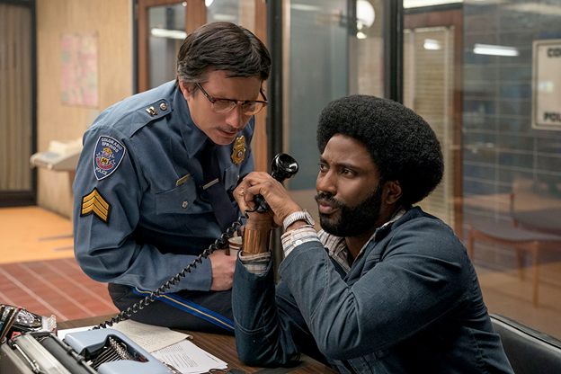 Top Films Blackkklansman