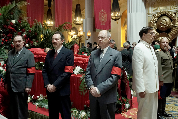 Top Films The Death of Stalin