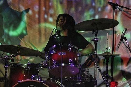 The Gooms drum