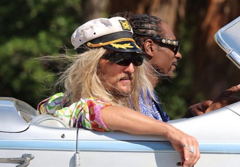 Beach Bum Snoop