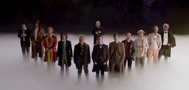 Doctor Who save
