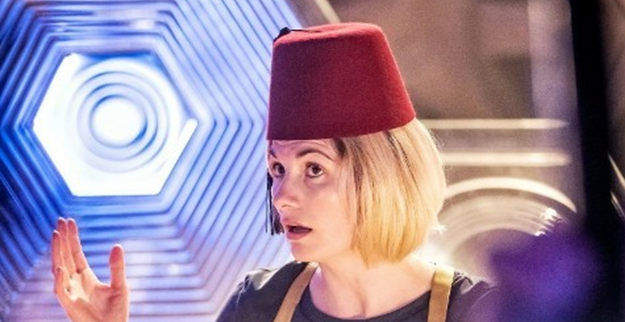 Doctor Who fez