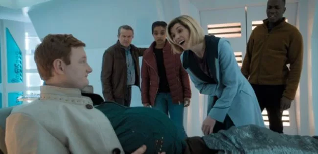 Doctor Who pregnancy