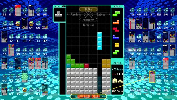 PUBG Tetris