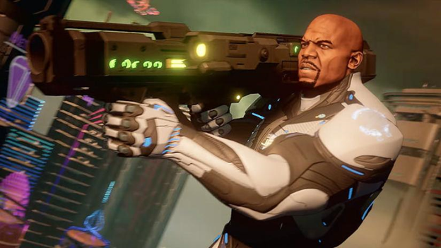 Crackdown 3 Terry