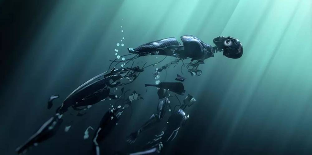 Love, Death & Robots ocean
