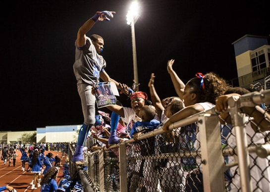 Pahokee football
