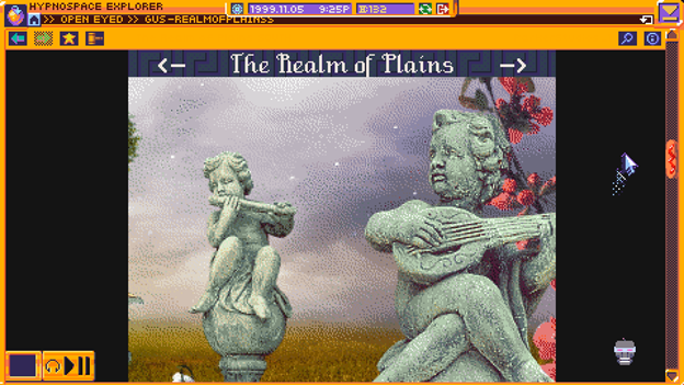 Hypnospace Outlaw Realm of Plains