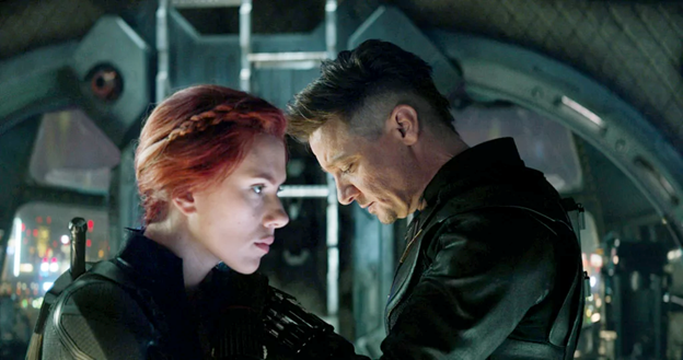 Avengers: Endgame haircut
