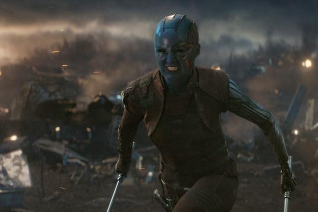 Avengers: Endgame battlefield