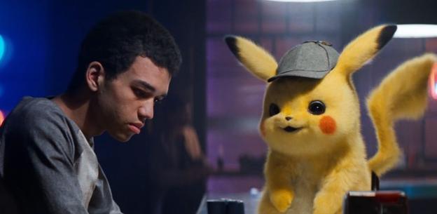 Detective Pikachu True Detective