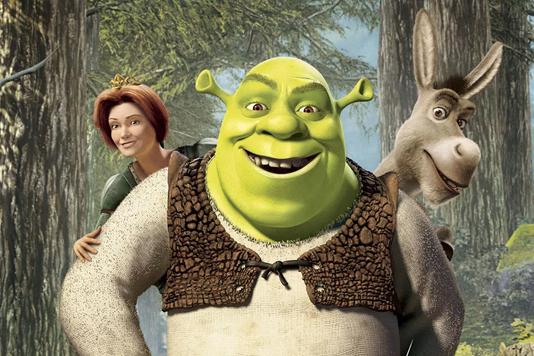 Disenchantment Shrek