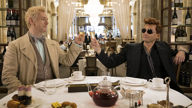 TV roundup Good Omens
