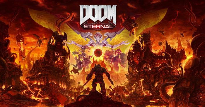 Bethesda Doom Eternal