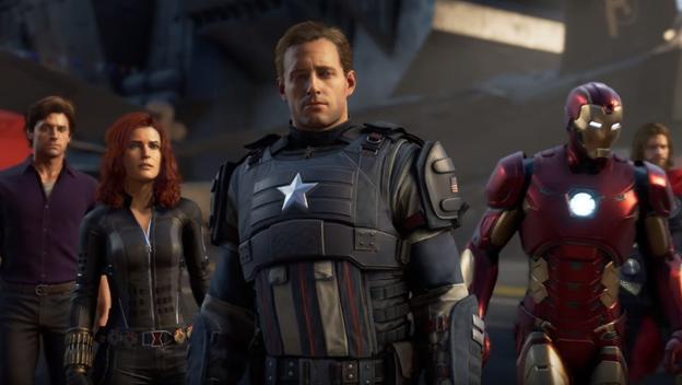 Square Enix Marvel's Avengers