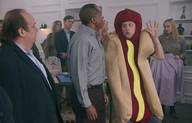 I Think You Should Leave hot dog