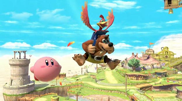 Nintendo Super Smash Bros DLC