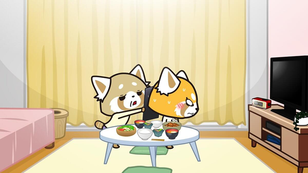 TV roundup Aggretsuko