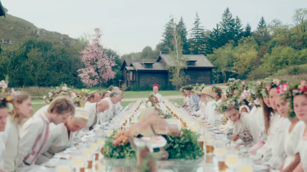 Midsommar table
