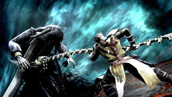 Dante's Inferno Death