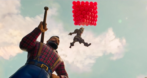 It: Chapter 2 balloons