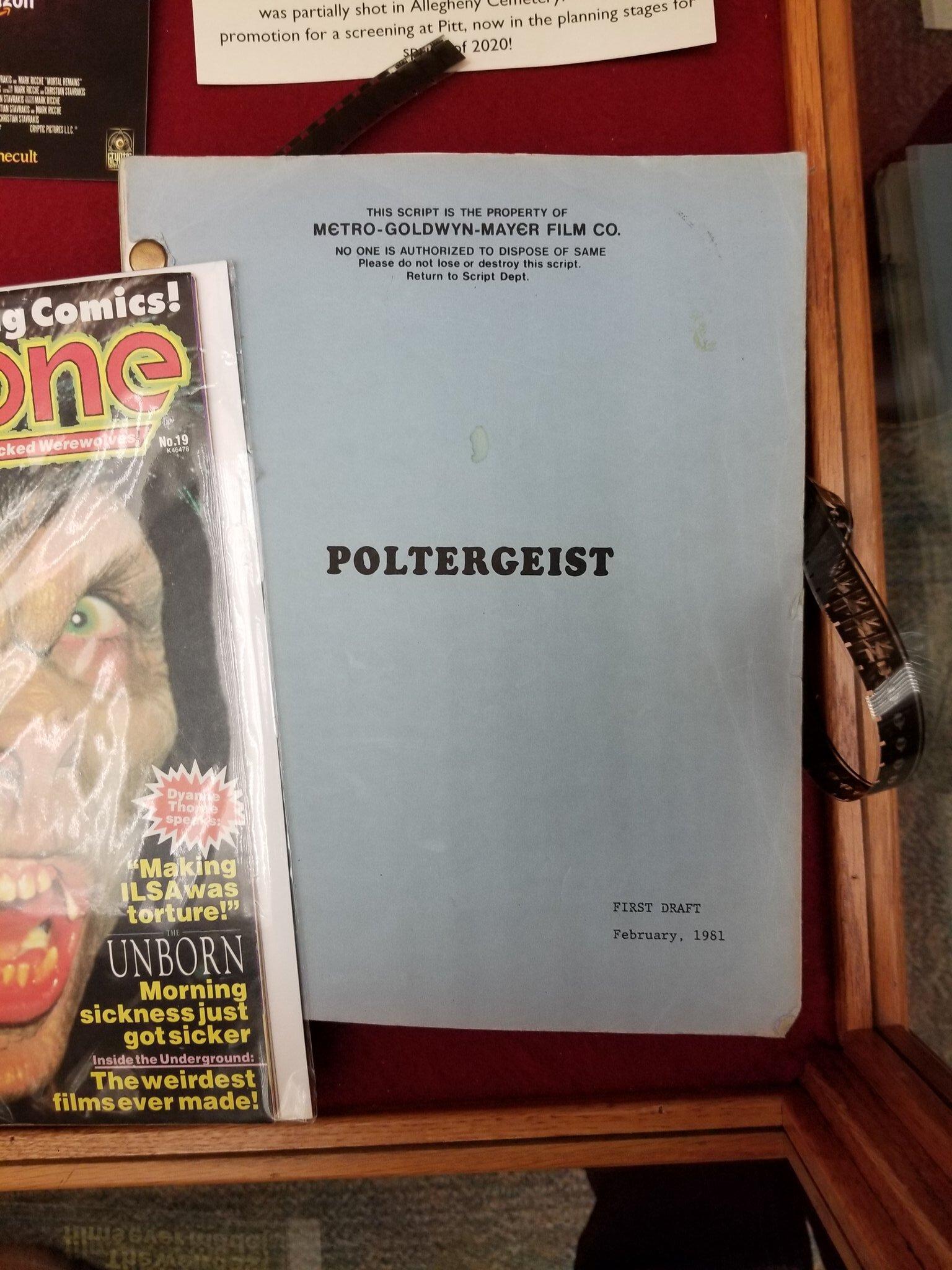Cinemonster Poltergeist