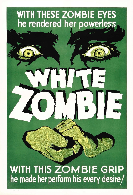 Hooptober White Zombie