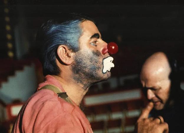 Jojo Rabbit clown