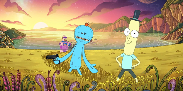 TV roundup Rick and Morty