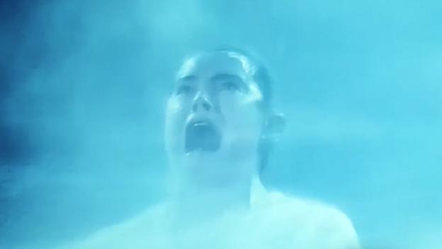 The Rise of Skywalker face