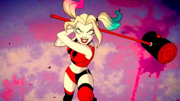 TV Roundup Harley Quinn