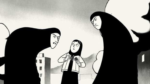 animation Persepolis