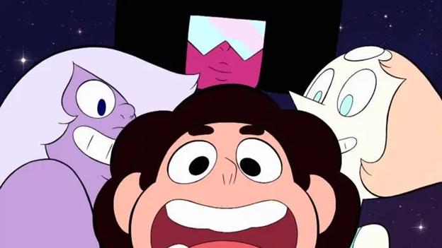 TV shows Steven Universe