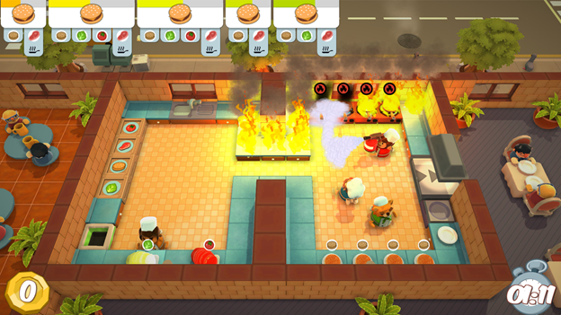 games Overcooked