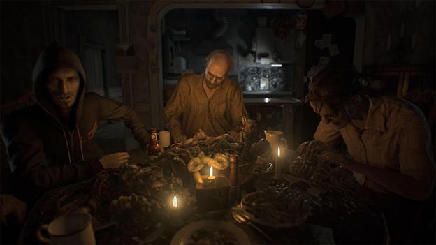 games Resident Evil