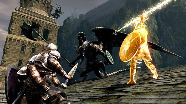 games Dark Souls