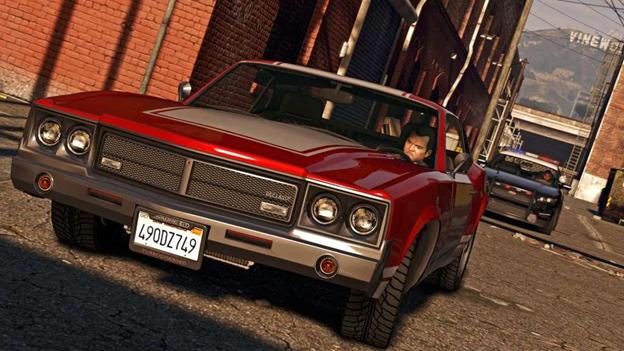 games Grand Theft Auto V