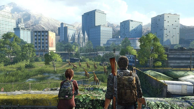 games The Last Of Us